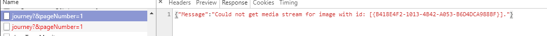 no-timeline-error